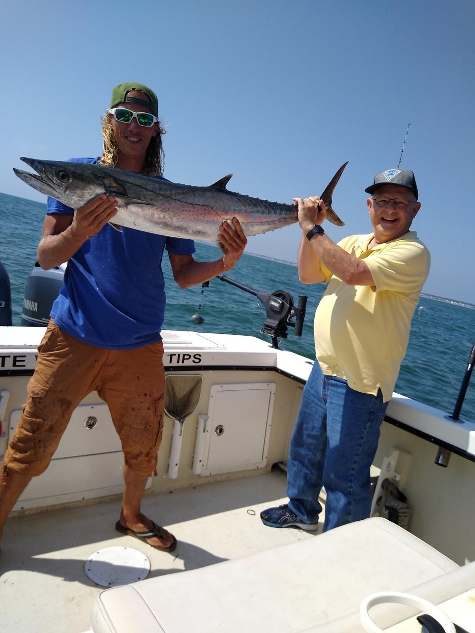 Bald Head Island Fishing Charters